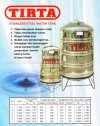 TANDON STAINLESS TIRTA